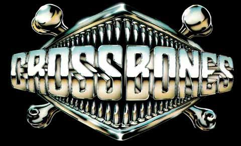 Dario Mollo's Crossbones - Logo