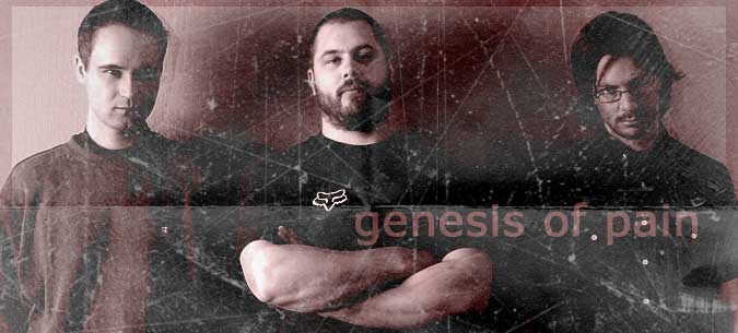 Genesis of Pain - Photo