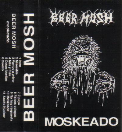 Beer Mosh - Moskeado