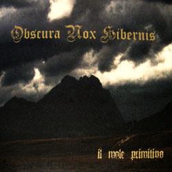 Obscura Nox Hibernis - Il male primitivo