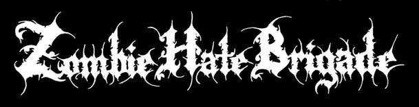 Zombie Hate Brigade - Logo