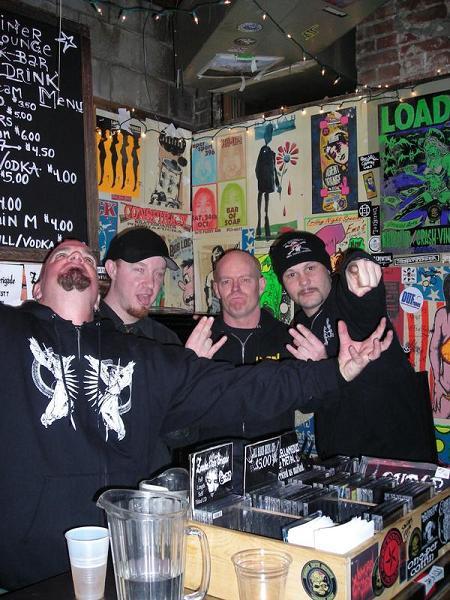 Zombie Hate Brigade - Photo