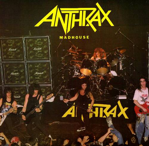 Anthrax Madhouse Encyclopaedia Metallum The Metal