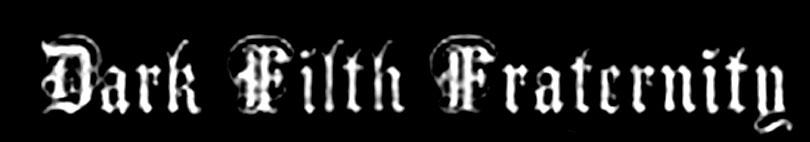 Dark Filth Fraternity - Logo