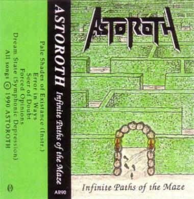 Astoroth - Infinite Paths of the Maze