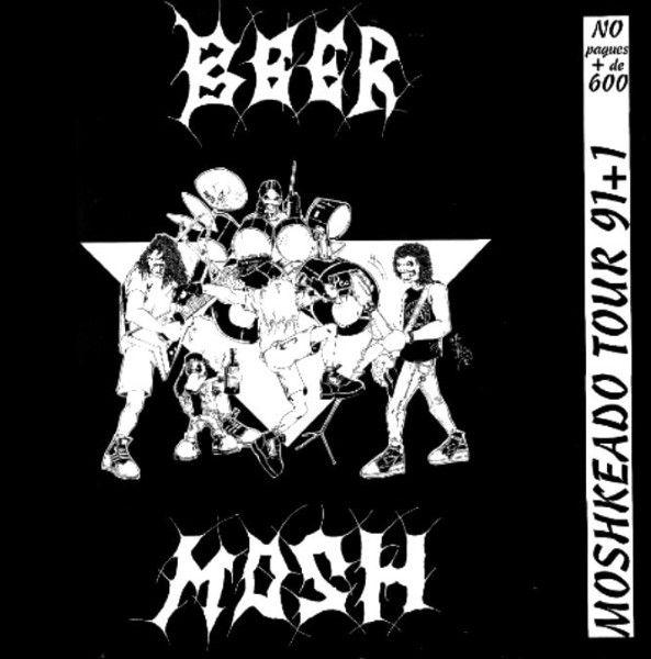 Beer Mosh - Moshkeado Tour 91 + 1