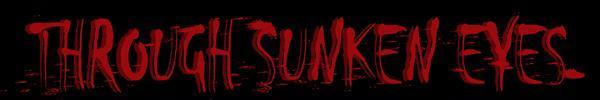 Through Sunken Eyes - Logo