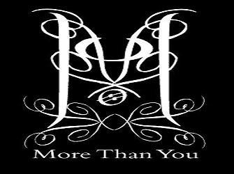 More Than You - Logo