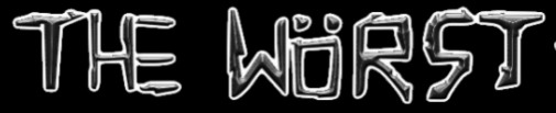 The Wörst - Logo