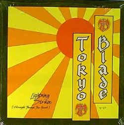 Tokyo Blade - Lightning Strikes (Straight Through the Heart)