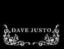 Dave Justo - Logo
