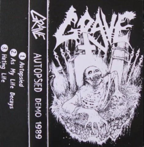 Grave - Promo 1989
