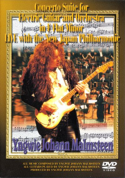 Yngwie J. Malmsteen - Concerto Suite for Guitar and Orchestra