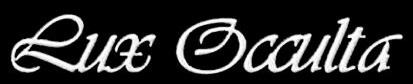 Lux Occulta - Logo