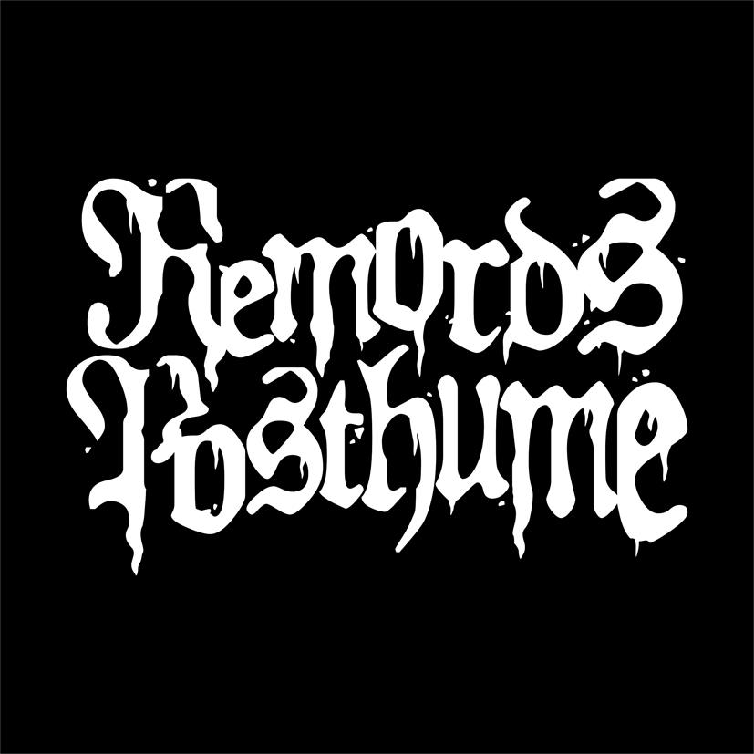 Remords Posthume - Logo