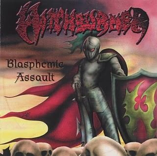 Witchburner - Blasphemic Assault