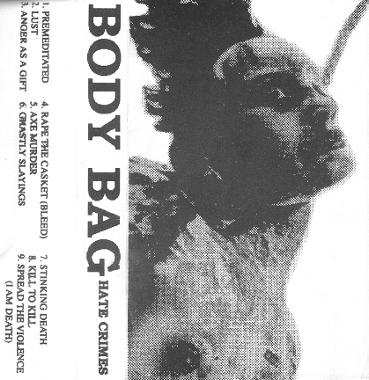 Body Bag - Hate Crimes