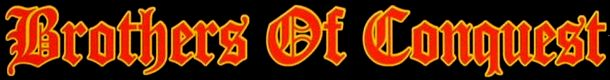 Brothers of Conquest - Logo
