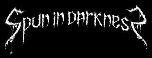 Spun in Darkness - Logo