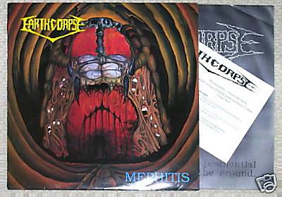 Earthcorpse - Mephitis