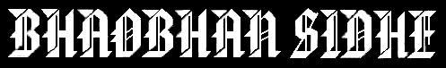 Bhaobhan Sidhe - Logo