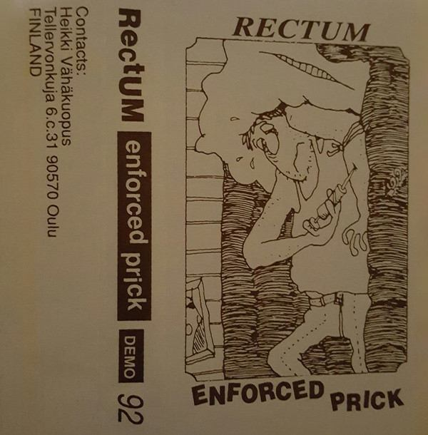 Rectum - Enforced Prick