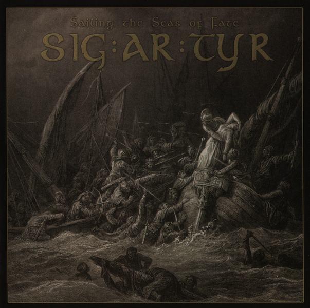 SIG:AR:TYR - Sailing the Seas of Fate
