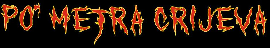 Po' Metra Crijeva - Logo