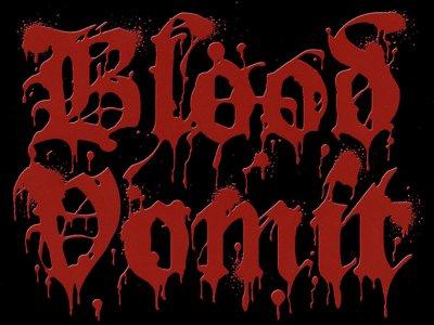 Blood Vomit - Logo