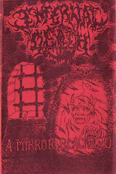 Infernal Death - A Mirror Blackened