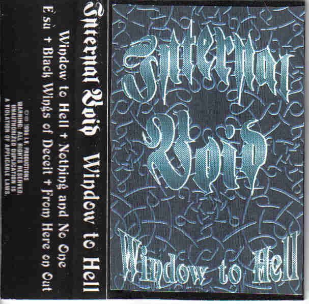Internal Void - Window to Hell
