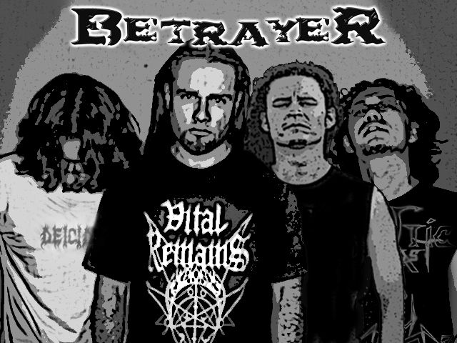 Betrayer - Photo