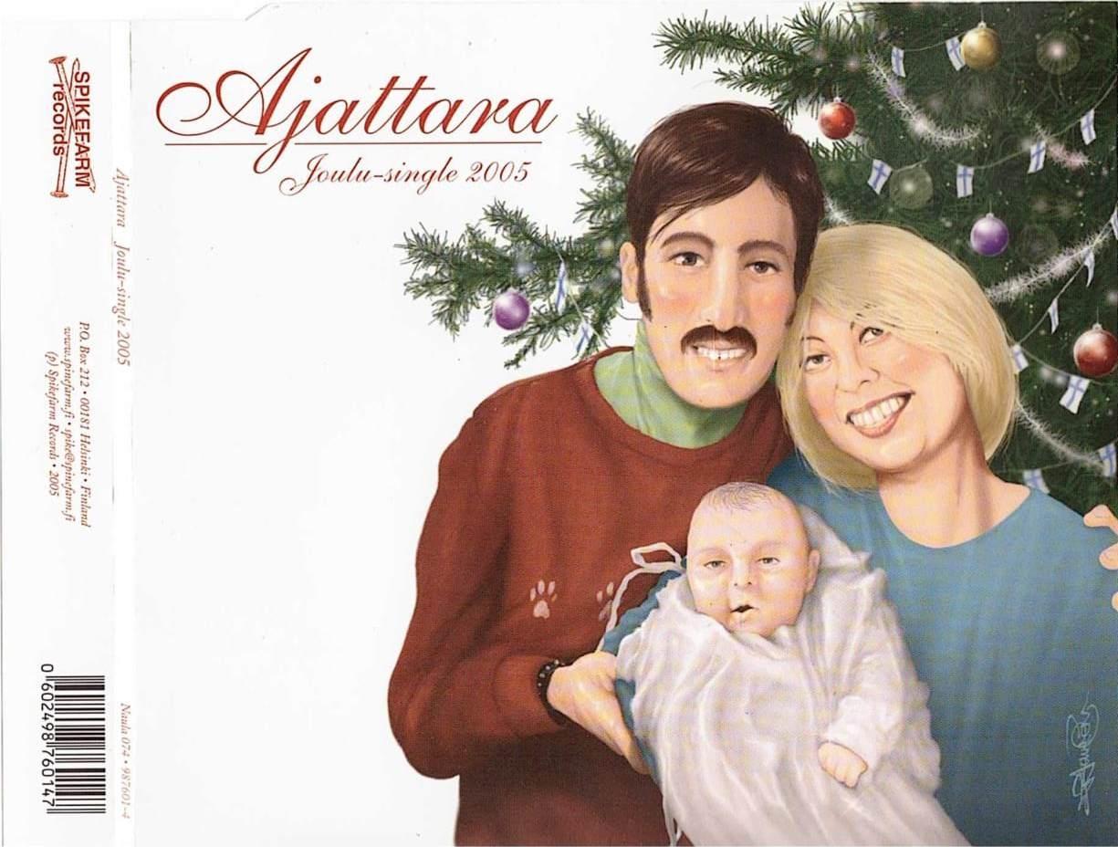 Ajattara - Joulu-single 2005