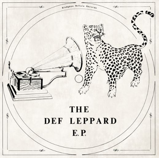 Def Leppard - The Def Leppard EP