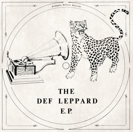 Def Leppard - The Def Leppard EP