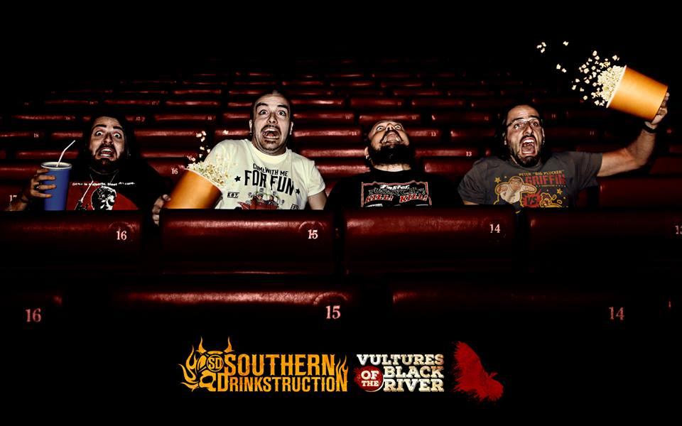 southern drinkstruction 4 - fanzine