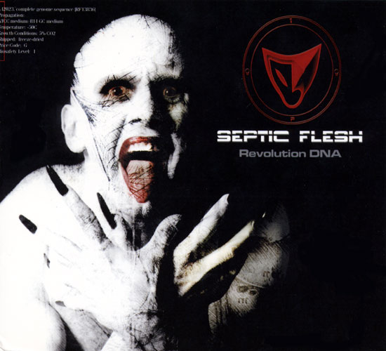 Septicflesh - Revolution DNA
