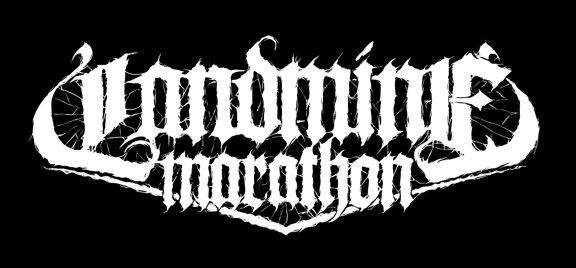 Landmine Marathon - Logo