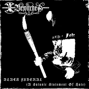 Bewitched - Black Funeral (A Satanic Statement of Hate)