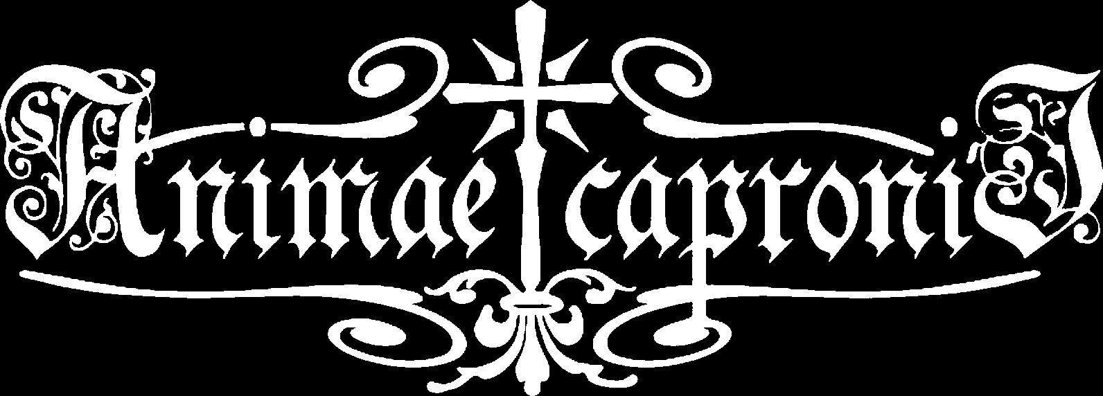 Animae Capronii - Logo