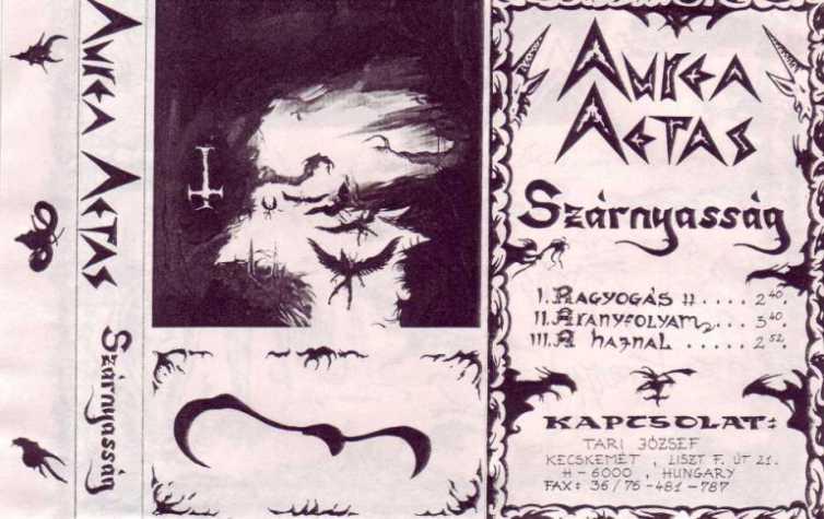 Aurea Aetas - Szárnyasság