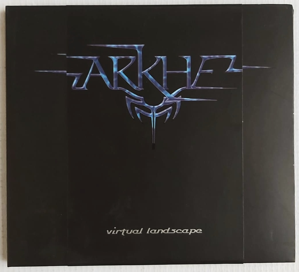 Arkhe - Virtual Landscape