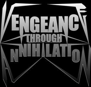 Vengeance Through Annihilation - Logo