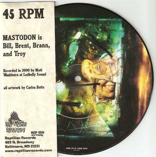 Mastodon - Slick Leg