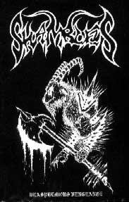Shambles - Blasphemous Vengeance