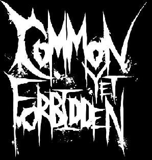 Common yet Forbidden - Logo