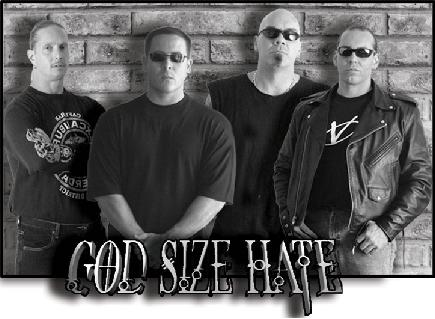 God Size Hate - Photo
