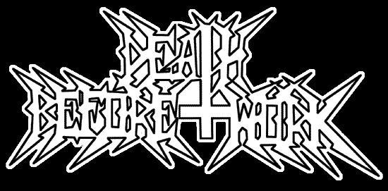 Death Before Work! - Logo
