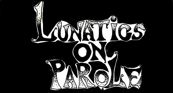Lunatics on Parole - Logo