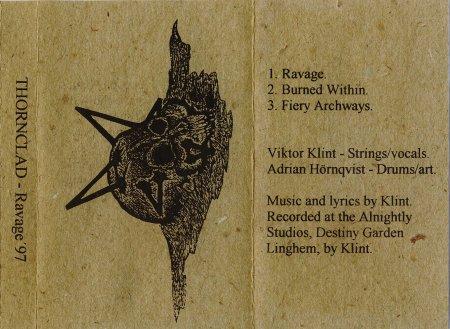 Thornclad - Ravage